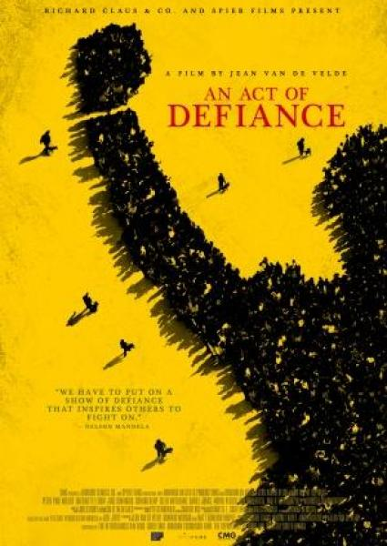 Poster of An Act of Defiance
