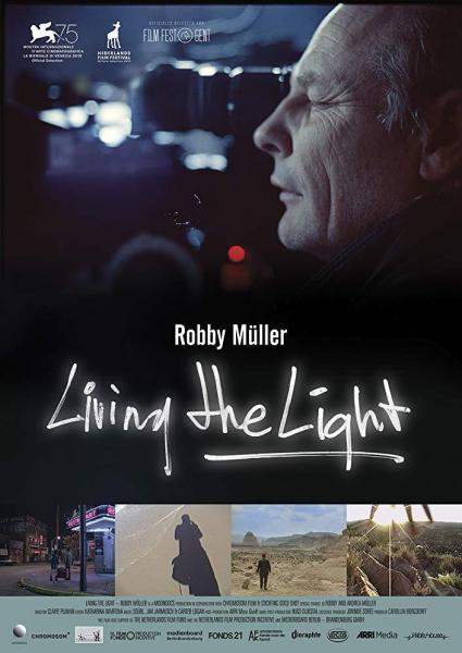 Poster of Living the Light